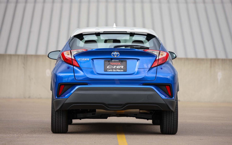 Toyota CHR 2018 | SUV Drive