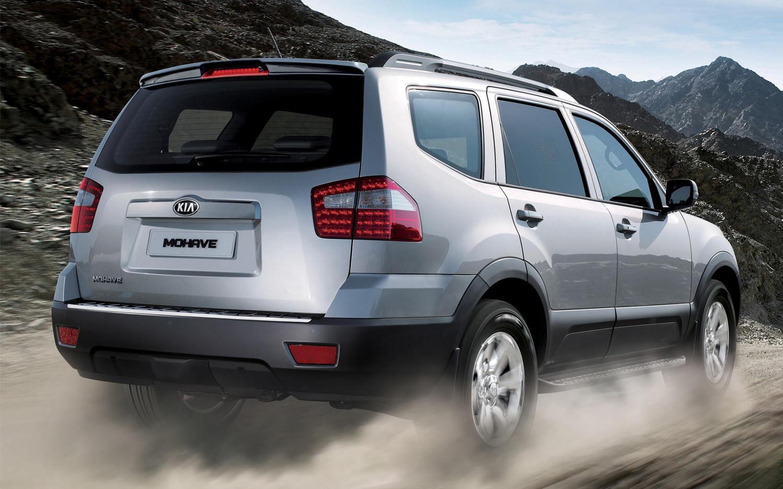 Ford Explorer Sport >> Kia Mohave LX 2017 | SUV Drive
