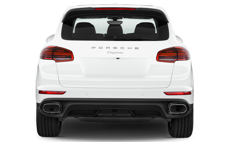 Comparison Porsche Cayenne Turbo 2017 Vs Porsche Macan Turbo