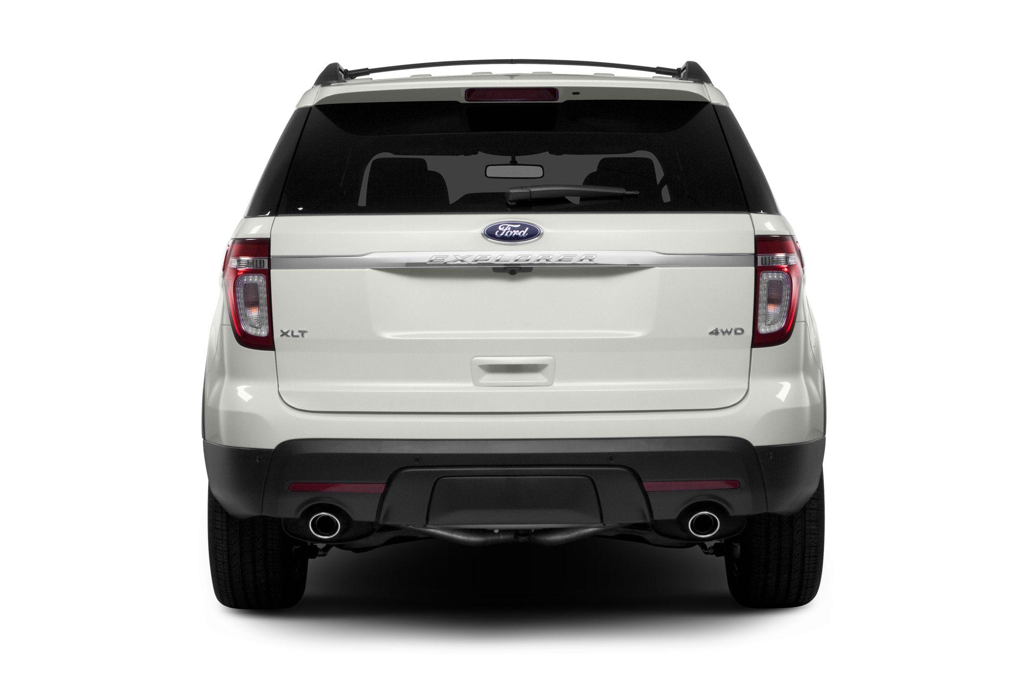 Mitsubishi All New Pajero Sport 2017 >> Comparison - Ford Explorer Limited 2015 - vs - Mitsubishi Pajero GLS 2017 | SUV Drive