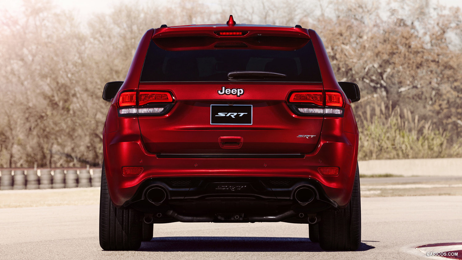 Jeep Grand Cherokee SRT 2016 | SUV Drive
