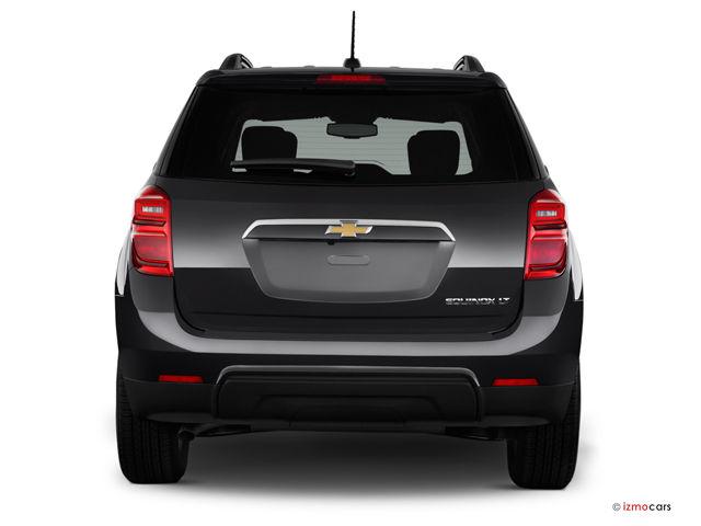 Cable Dahmer Chevrolet >> Comparison - Buick Envision 2015 - vs - Chevrolet Equinox SUV 2016 | SUV Drive