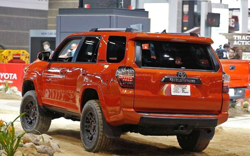 Toyota 4runner 2017 Price >> Toyota Hilux Surf 2017 | SUV Drive