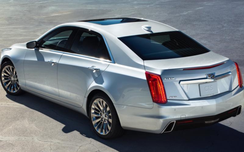 Comparison - Chevrolet Impala Premier 2019 - vs - Cadillac ...