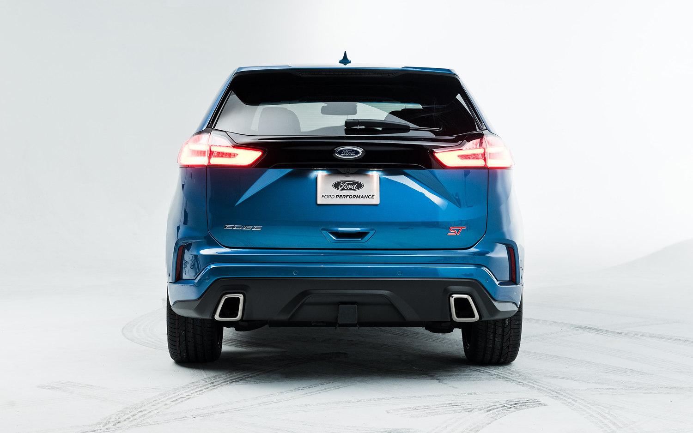 Comparison Ford Edge Titanium 2019 Vs Jeep Cherokee