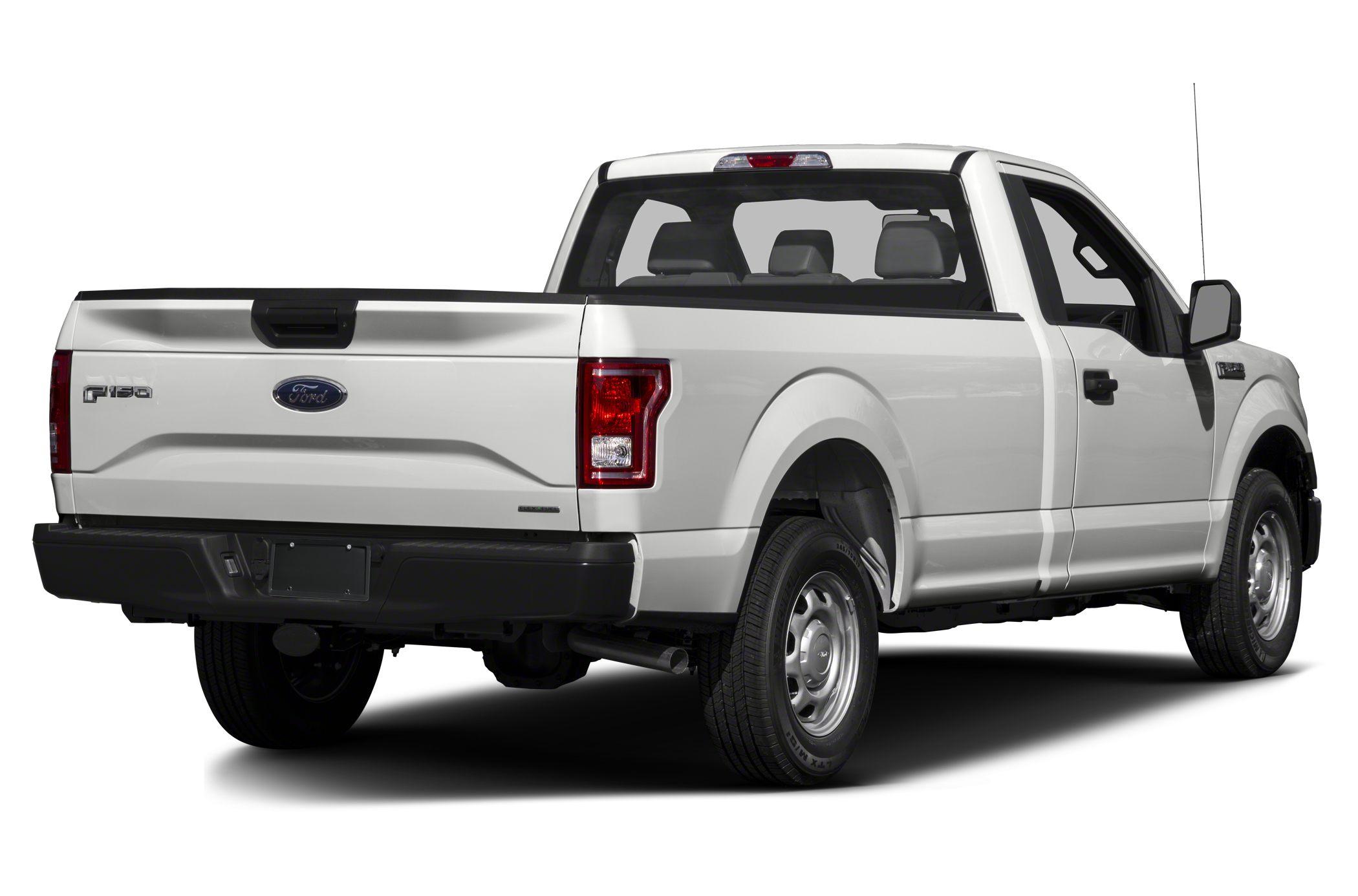 comparison chevrolet colorado extended cab base 2015 vs ford f 150 xl regular cab 2015. Black Bedroom Furniture Sets. Home Design Ideas