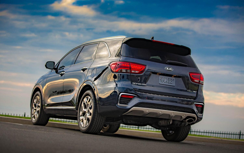 2017 Subaru Forester Limited Price >> Comparison - Subaru Outback 2.5i Limited 2018 - vs - Kia Sorento SXL 2019 | SUV Drive