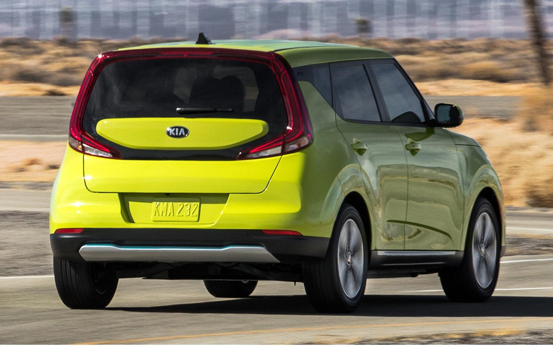 Comparison Kia Soul Ev 2020 Vs Renault Kadjar 2019