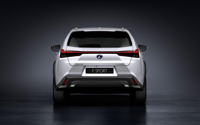 Toyota Suv Names >> Comparison - Kia Sportage EX 2018 - vs - Lexus UX F Sport 2018 | SUV Drive