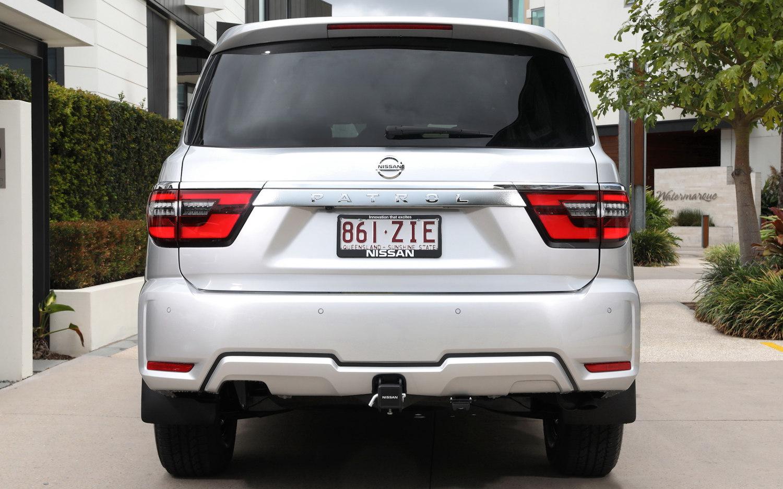 Nissan Patrol TI-L 2020 | SUV Drive