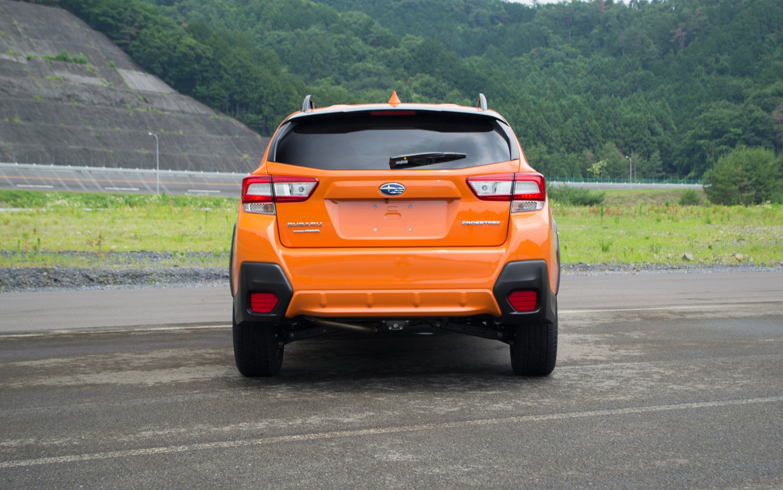 Comparison Subaru Crosstrek Limited 2018 Vs Mini
