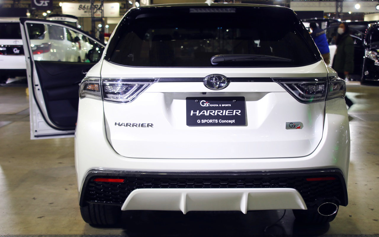 Toyota Harrier 2015 4wd Hybrid Suv Drive