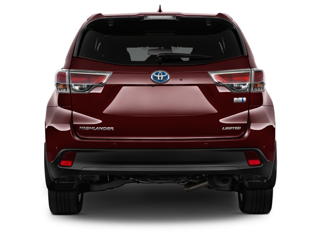 toyota highlander hybrid limited 2016 suv drive. Black Bedroom Furniture Sets. Home Design Ideas