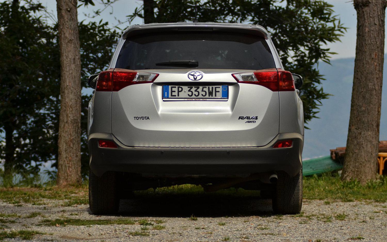 Toyota RAV4 SUV 2015 | SUV Drive