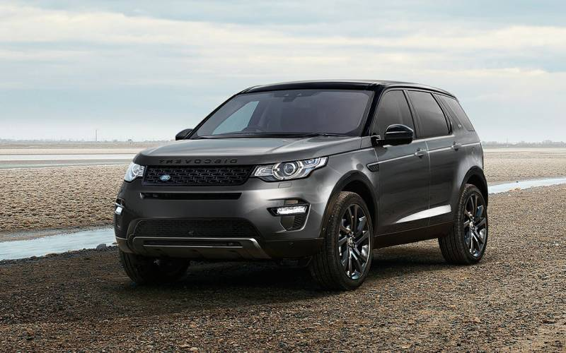 Ford Explorer Off Road >> Comparison - Ford Edge Titanium 2018 - vs - Land Rover Discovery Sport HSE 2017 | SUV Drive