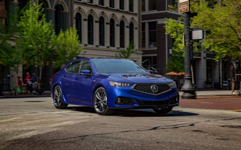 comparison acura tlx technology package 2018 vs honda accord touring hybrid 2018 suv drive. Black Bedroom Furniture Sets. Home Design Ideas