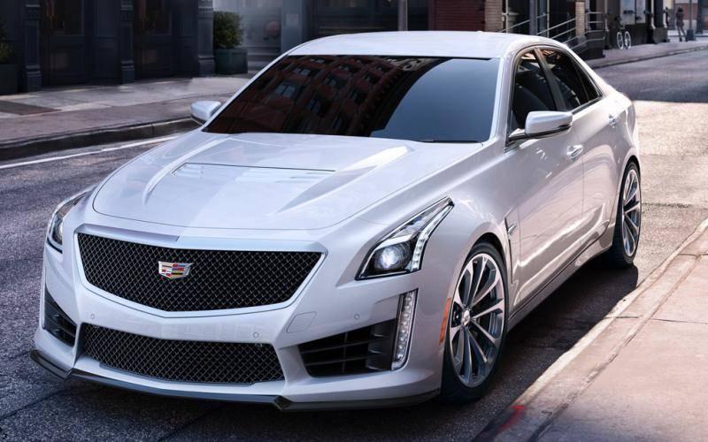 Comparison Cadillac Cts V 2019 Vs Cadillac Ct6 Platinum 2018