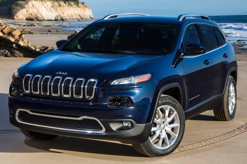 Comparison - Jeep Cherokee 2016 - vs - Honda CR-V 2016 | SUV Drive