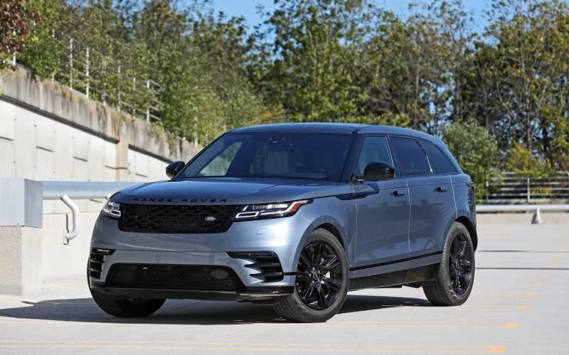 Land Rover Range Rover Velar R Dynamic Hse 2018 Suv Drive