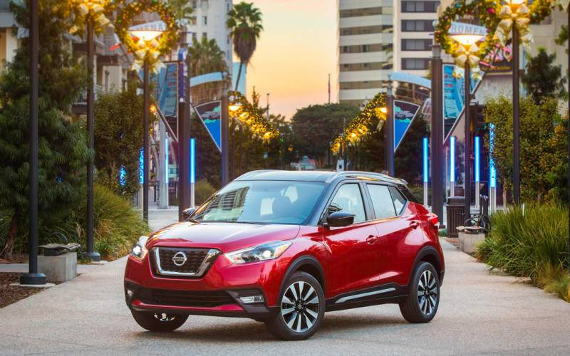 Comparison Hyundai Venue Sel 2020 Vs Nissan Kicks Sr