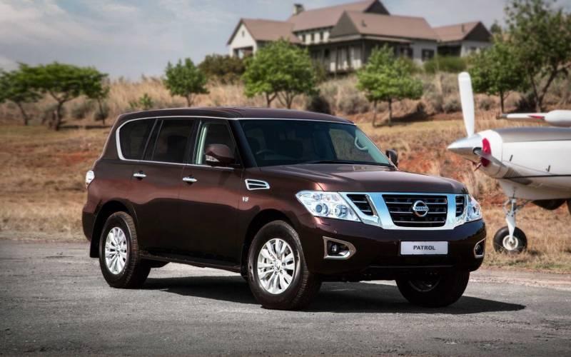Comparison - Nissan Patrol Y62 Ti-L 2018 - vs - Nissan X ...