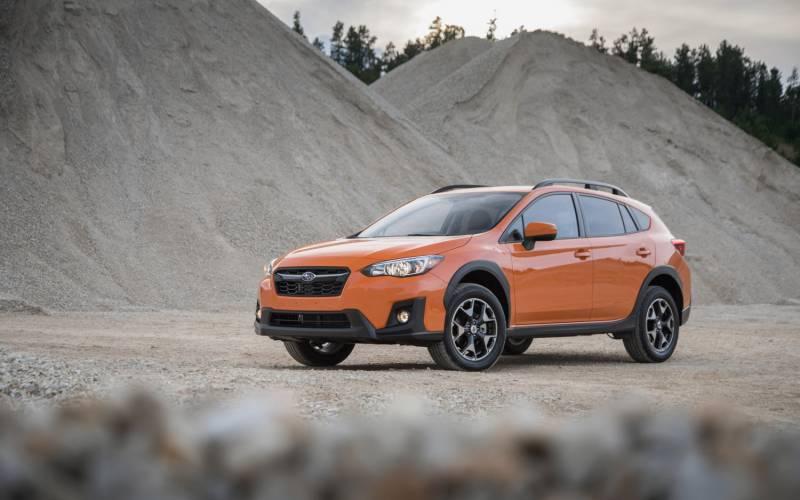 Subaru Crosstrek Limited 2020