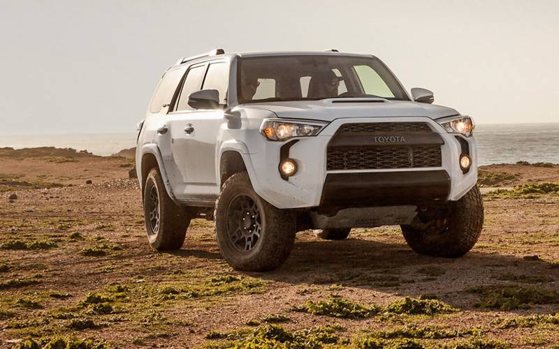 Toyota 4runner Trd Off Road 2018 Suv Drive