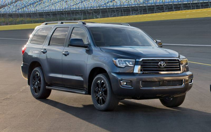 2018 Toyota Sequoia Platinum Review - New Car Release Date ...