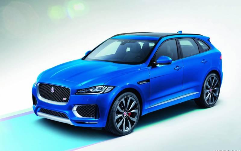 Comparison Jaguar F Pace Premium 2017 Vs Volkswagen Tiguan Sel