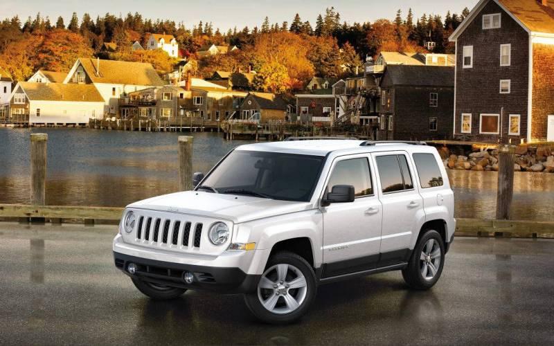 Jeep Patriot High Altitude Edition 2017 | SUV Drive