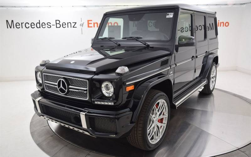 Comparison - Mercedes-Benz G-Class AMG G 65 2017 - vs ...