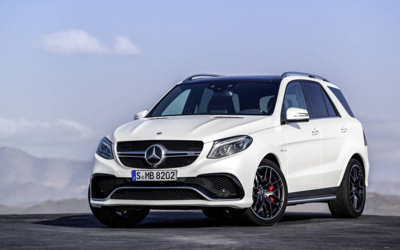 Comparison - Mercedes-Benz GLE-Class AMG GLEC63 S 4MATIC ...