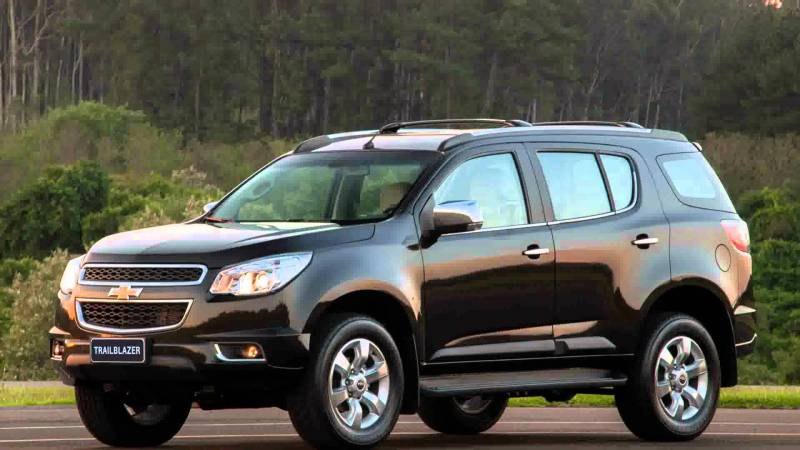 2015 Trailblazer Price >> Comparison - Chevrolet Traverse SUV 2015 - vs - Chevrolet TrailBlazer 2015 | SUV Drive