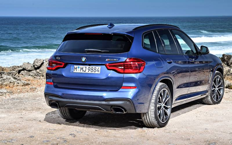 Comparison Bmw X3 M40i 2018 Vs Bmw X4 M40i 2019