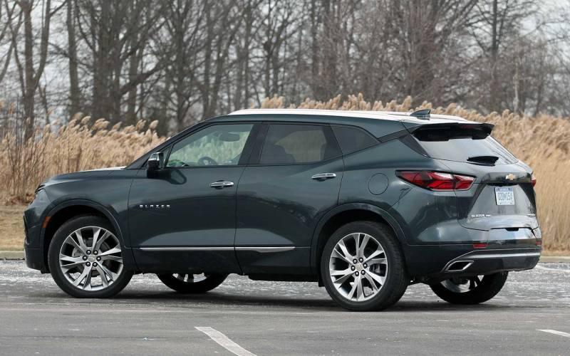 Chevrolet Blazer Premier 2020 | SUV Drive