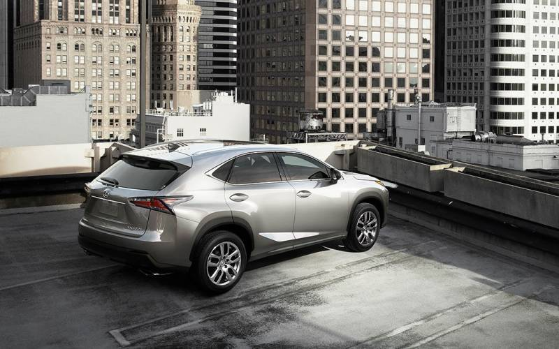comparison lexus nx 200t 2016 vs toyota c hr hybrid 2017 suv drive. Black Bedroom Furniture Sets. Home Design Ideas