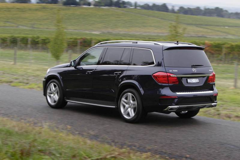 Comparison mercedes benz gl class 2016 vs lexus lx for 2015 mercedes benz gl