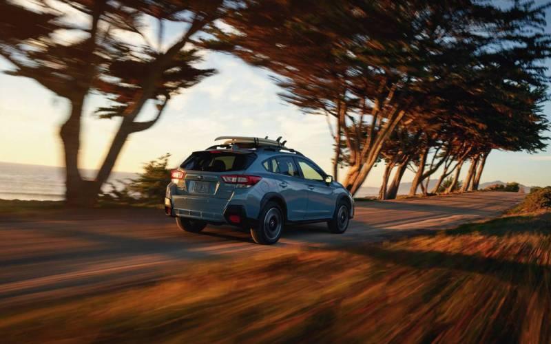 Comparison Subaru Crosstrek Limited 2018 Vs Toyota