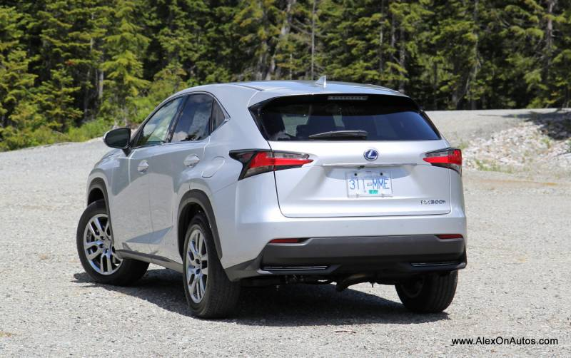 Comparison Lexus Nx 300h 2016 Vs Toyota C Hr Hybrid