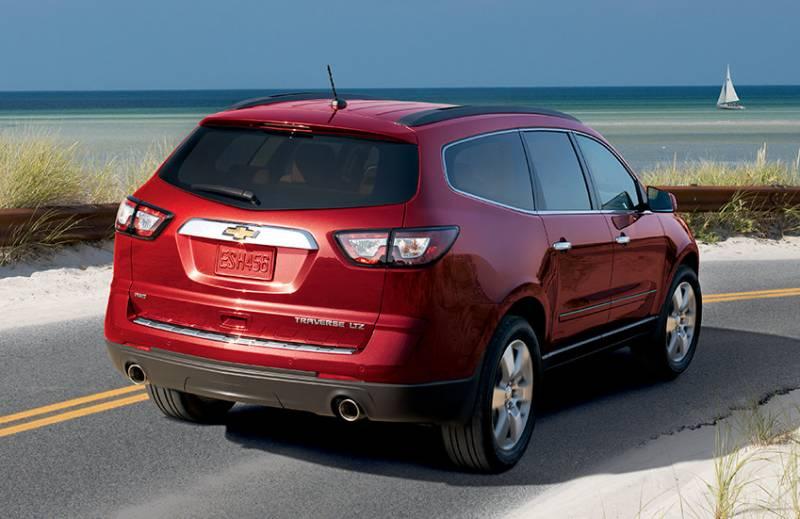 Buick Enclave Vs Chevrolet Traverse Autos Post
