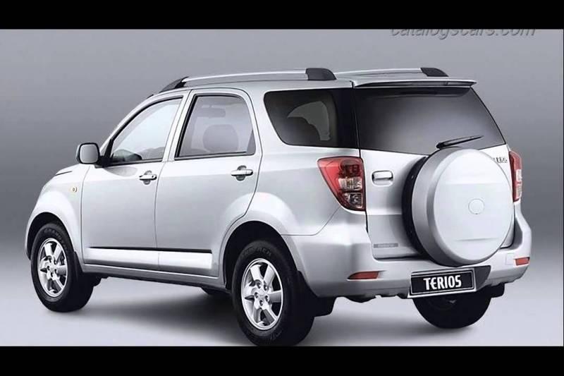 Comparison - Dacia Duster 2015 4x2 - vs - Daihatsu Terios ...