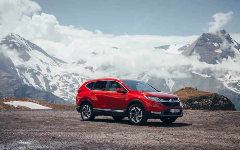 Comparison - Honda CR-V EX 2019 - vs - Subaru Outback 2.5i ...