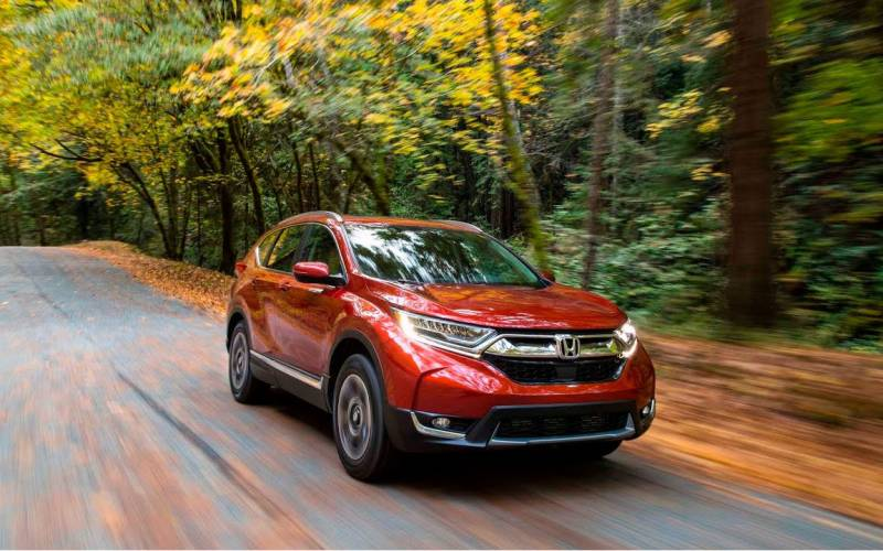 Comparison honda cr v ex l 2018 vs buick encore for Buick encore vs honda hrv