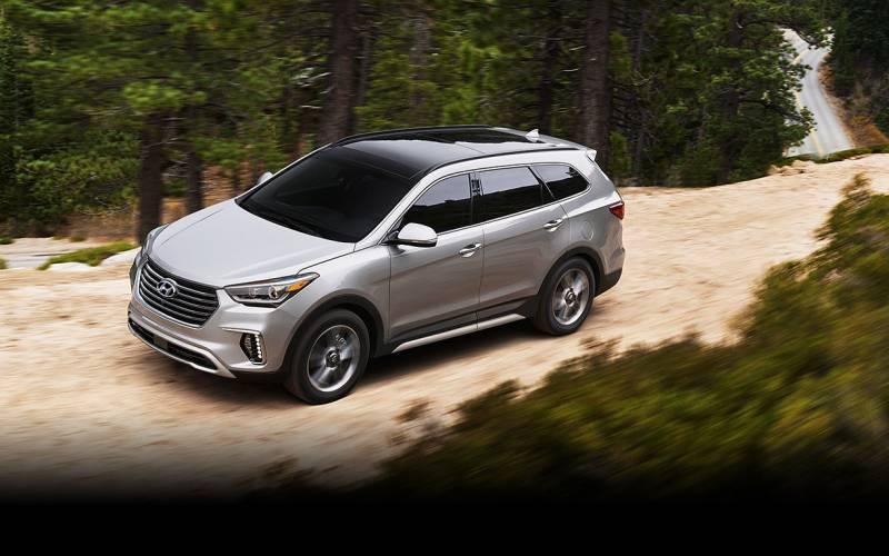 Comparison - Volkswagen Atlas SEL 2018 - vs - Hyundai ...