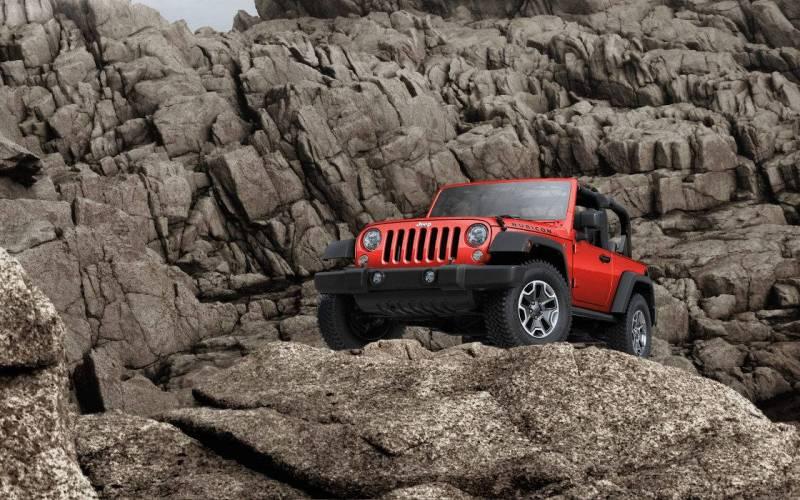 Comparison - Jeep Wrangler 2017 Unlimited Rubicon Hard ...