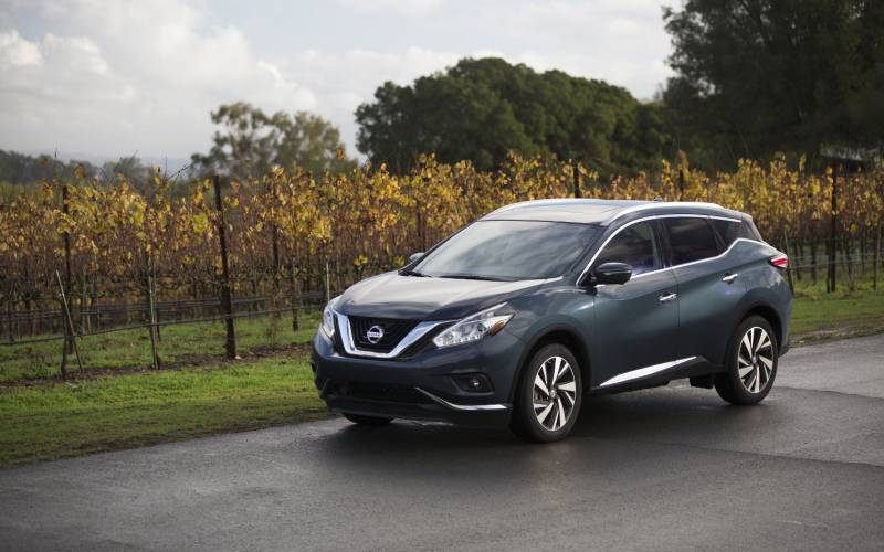 Comparison   Nissan Murano Platinum 2017   Vs   Nissan Rogue 2017 | SUV  Drive