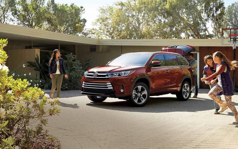 Toyota Highlander Camerons Car Reviews