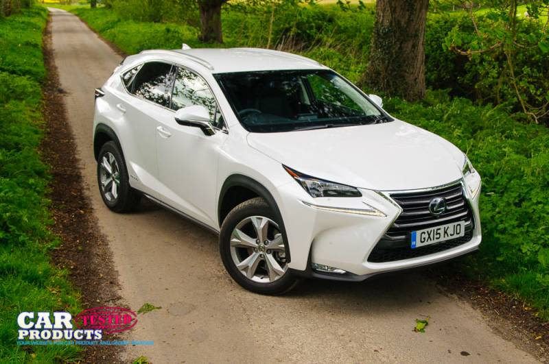 Comparison Lexus Nx 300h Base Hybrid Vs Toyota C Hr 2017 Suv Drive