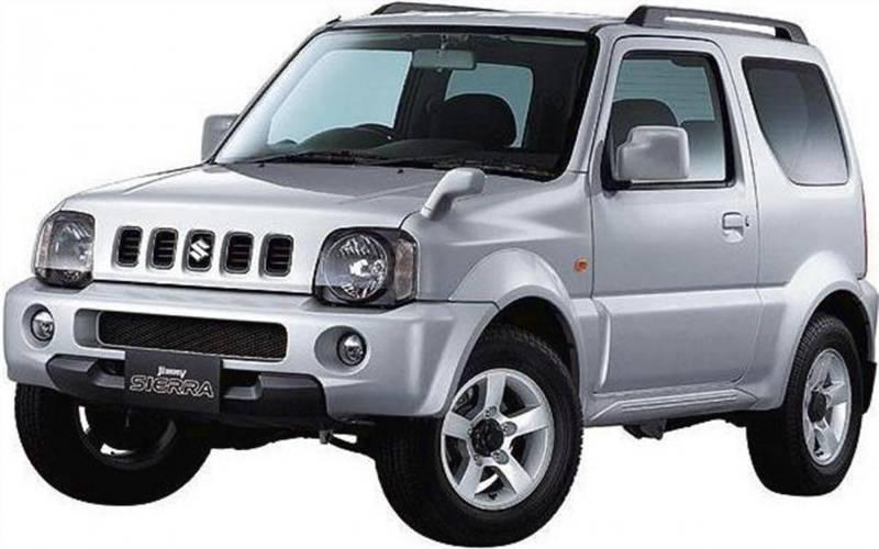Suzuki Potohar 2017 >> Comparison - Suzuki Jimny Sierra 2012 - vs - Ford Ecosport Titanium 2016 | SUV Drive