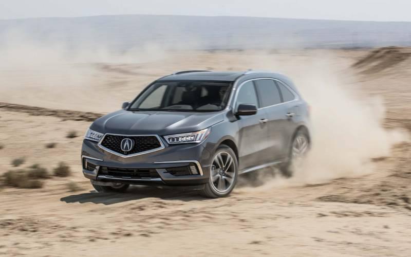 Comparison - Volkswagen Atlas SEL 2018 - vs - Acura MDX Base 2017 | SUV Drive